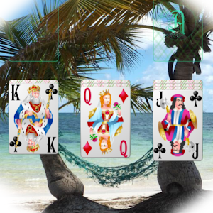 Solitaire Card Game Royal Icon