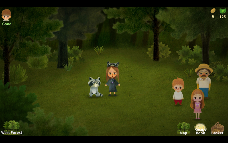 A Tale of Little Berry Forest: Fairy tale game Screenshot 17