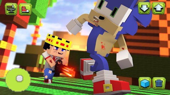 Sonic BOOM Craft - Parkour Hero