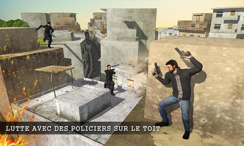Mad City Rooftop Police Squad Screenshot 4