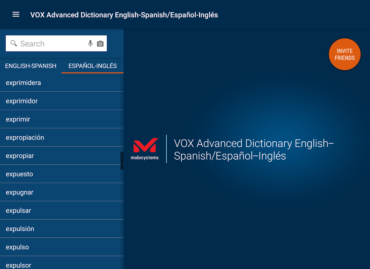 Vox Advanced English<>Spanish Screenshot 12