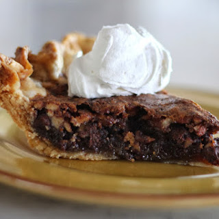Chocolate Topped Pecan Pie Recipes