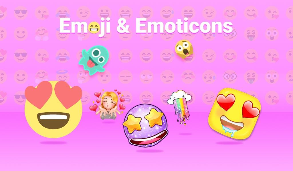 Facemoji Emoji Keyboard + GIFs Screenshot 8