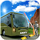 Drive Army Bus Check Post