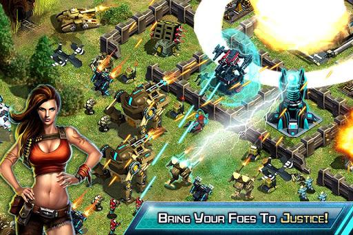 Alliance Wars- Global Invasion - screenshot