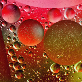 bubble by Rachmat Sandiko - Abstract Patterns