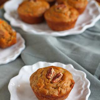 Zucchini Carrot Muffins Whole Wheat Recipes