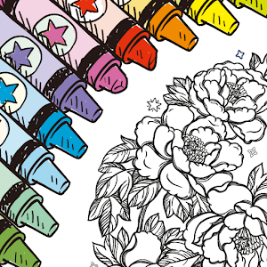 Free Coloring Book for Adults: ColorColor 2017 For PC