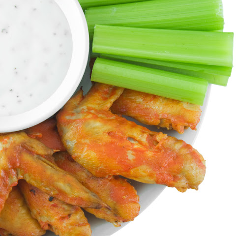 1. Classic Buffalo Wings