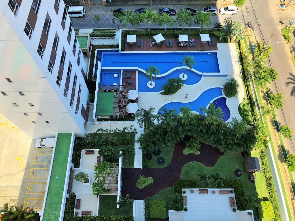 Apartamento com 3 dormitórios à venda, 147 m² por R$ 990.000 - Bairro dos Estados - João Pessoa/PB