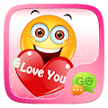 App (FREE) GO SMS EMOTICON STICKER apk for kindle fire