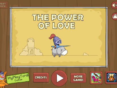 The Power Of Love - screenshot
