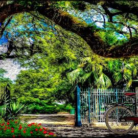 by Gary Webb - Digital Art Places