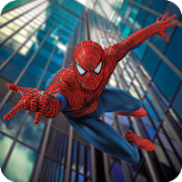, Super Spider City Battle For PC (Windows And Mac)