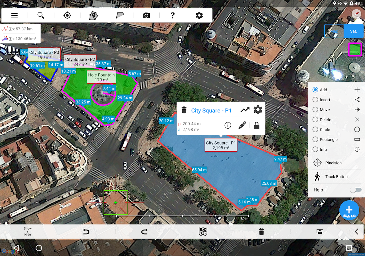 Measure Map Pro Screenshot 8
