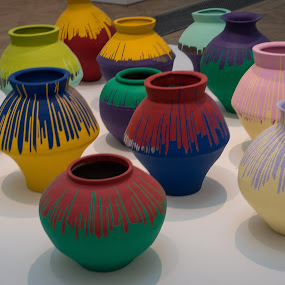 Pots by Andrew Moore - Artistic Objects Other Objects (  )