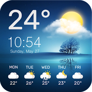 Live Weather Forecast - Accurate Weather 2020 Online PC (Windows / MAC)