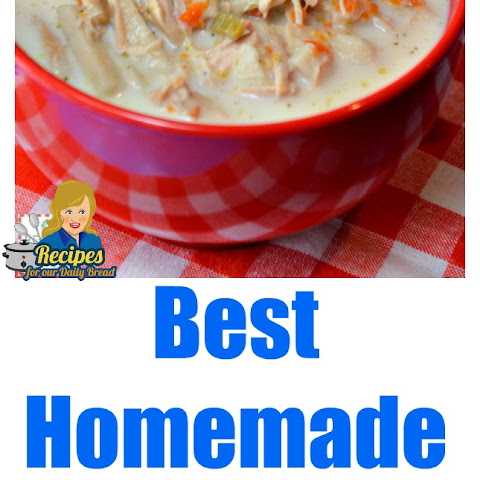 Best Chicken Noodle Soup – Crock-Pot