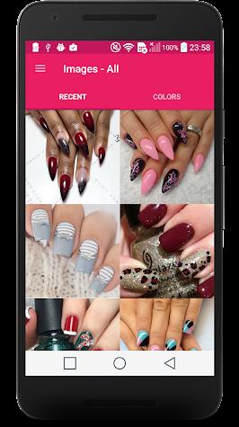 Nail Art Designs 2018 💅 Screenshot