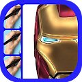Download Learn to Draw Superheroes APK on PC