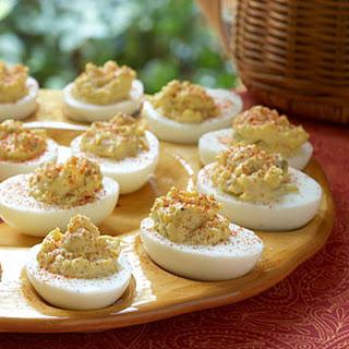 Basic Deviled Eggs Recipes