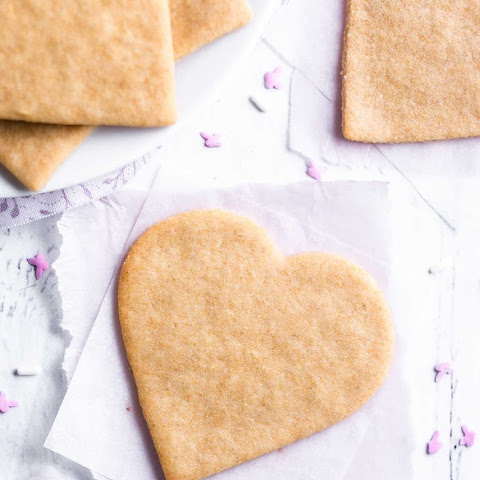 The Ultimate Healthy Cut-Out Sugar Cookies