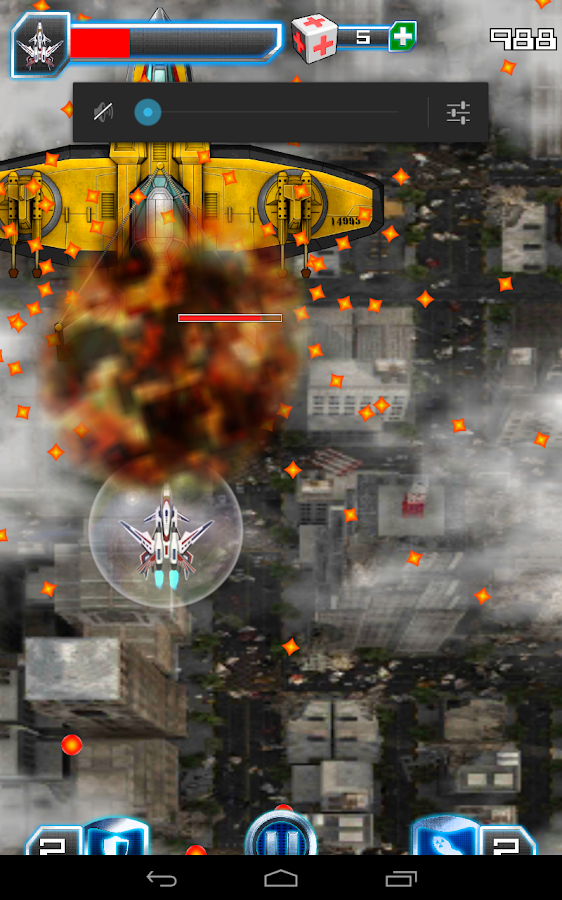 Sky Invasion Screenshot 7