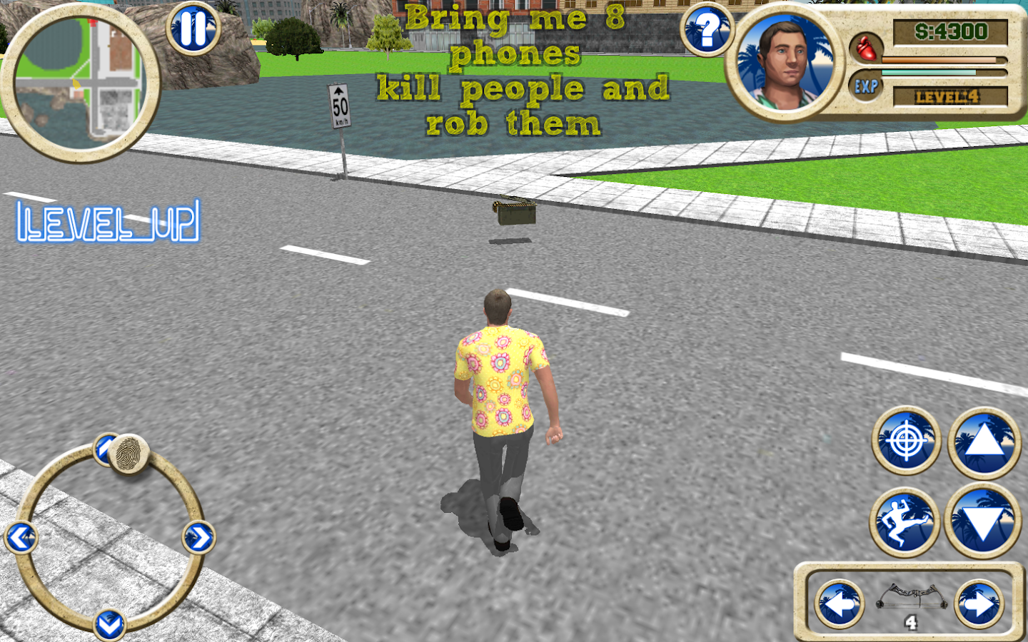 Miami Crime Simulator 3 Screenshot 5