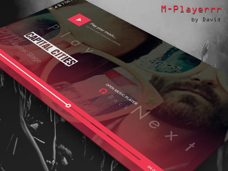 M-Playerrr for KLWP Screenshot 3