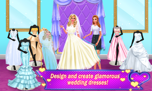 Wedding Makeup Artist Salon 2 APK screenshot thumbnail 2
