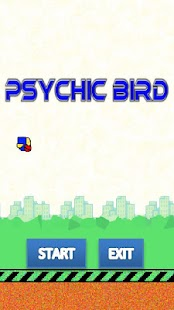 Psychic Bird - screenshot
