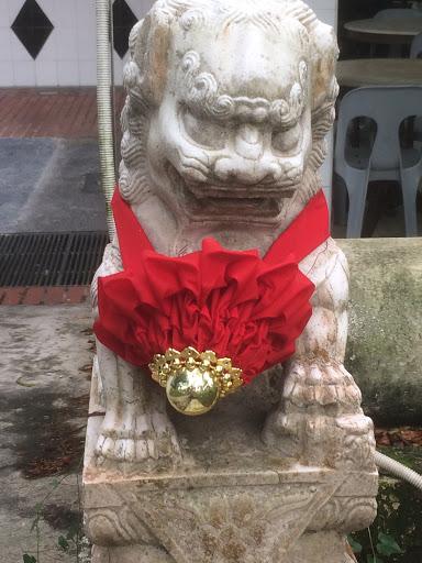 Guardian Lion At Alexandra Village