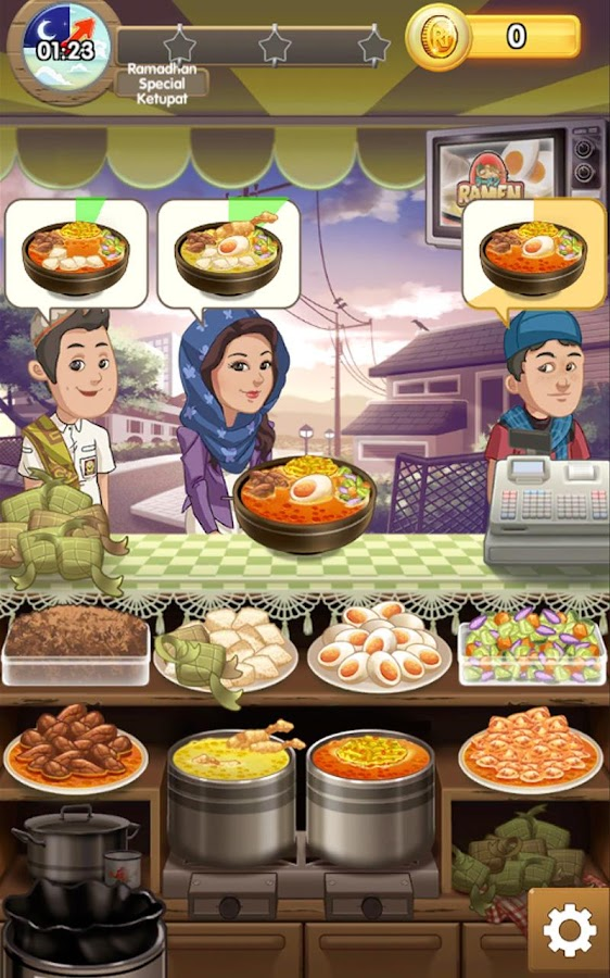 Warung Chain: Go Food Express Screenshot 1