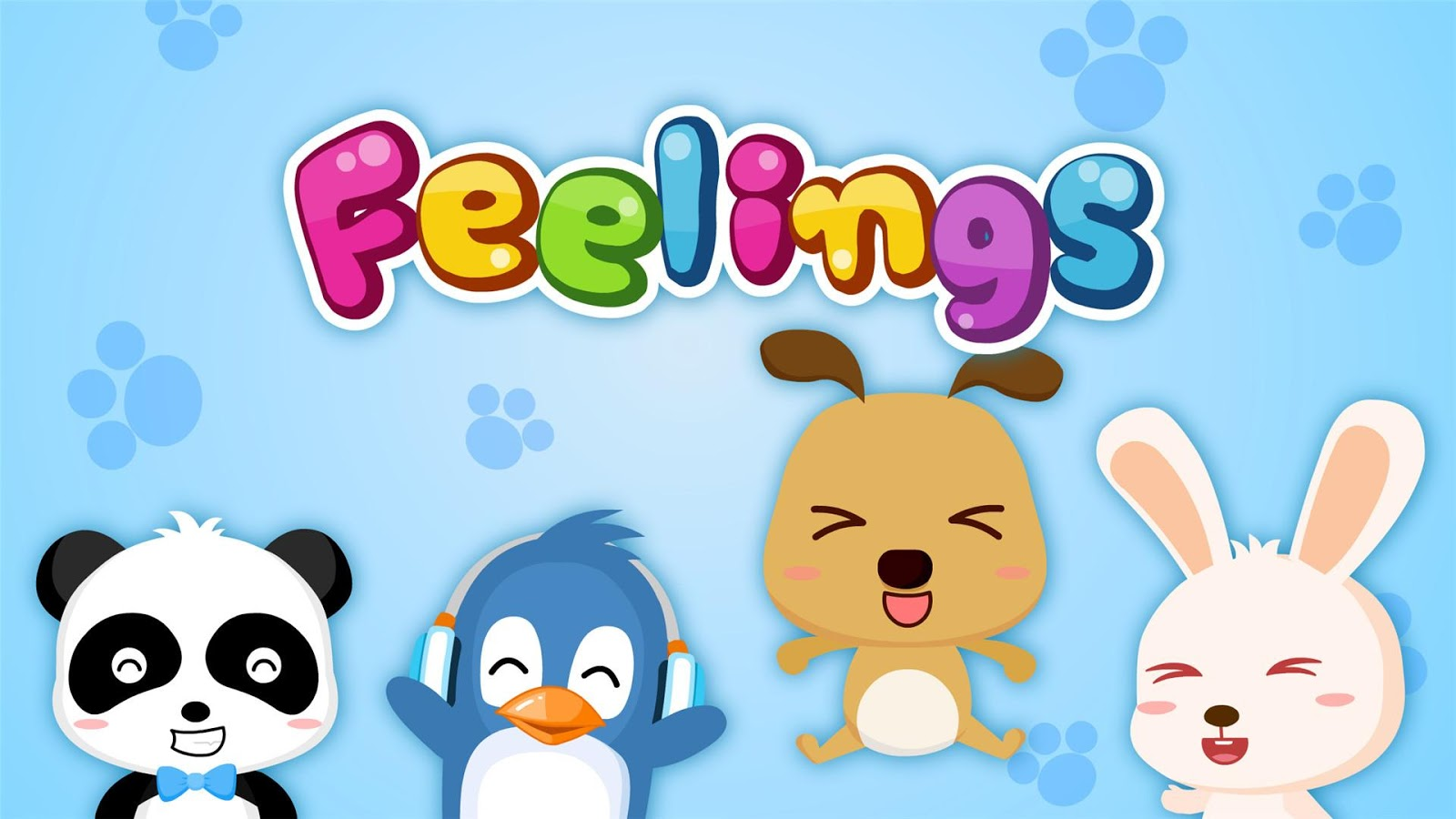 Feelings - Emotional Growth Screenshot