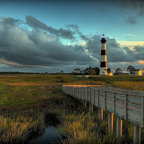 Bodie Island Sunset by Dbart ... - Landscapes Travel (  )