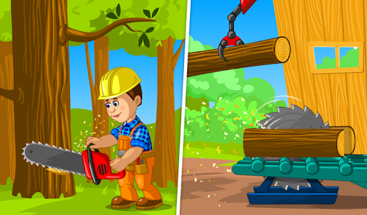 Builder Game APK for Bluestacks