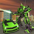 Ninja Warrior Robot Transformation Robot Wars APK for Kindle Fire