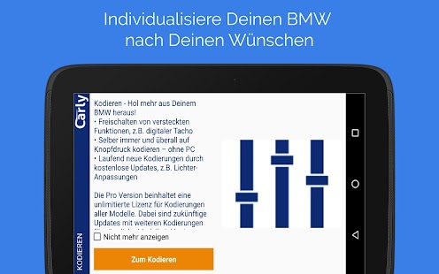 Carly für BMW Pro Screenshot