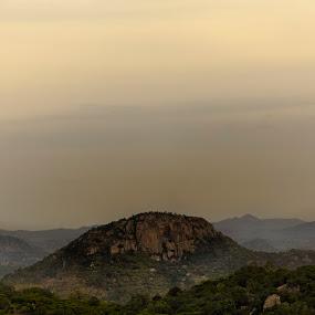 At Peace by Vinod Velayudhan - Landscapes Mountains & Hills ( hills, landscape )