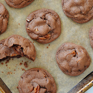 Double Chocolate Pecan Cookie Recipes