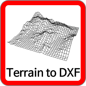 Cover art Terrain To DXF