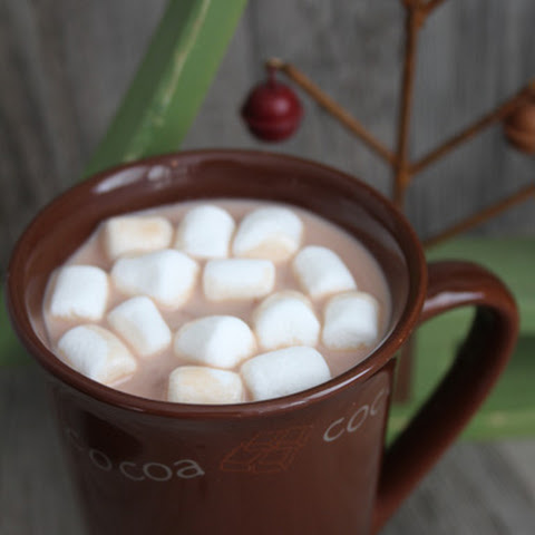 Creamiest Hot Chocolate EVER!