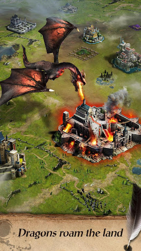 Clash of Kings II: Queens Oath - screenshot