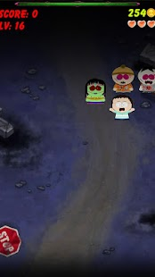 Zombie In South Park-Town - screenshot