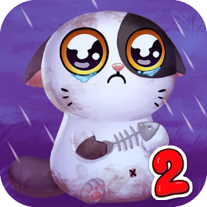 My Cat Mimitos 2 – Virtual pet with Minigames For PC (Windows & MAC)