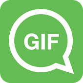 Download Whats a Gif - gif sender APK for Laptop