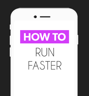 How To Run Faster - screenshot