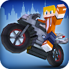 Speed Police Motorcycle Racing