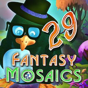 Fantasy Mosaics 29: Alien Planet For PC / Windows 7/8/10 / Mac – Free Download