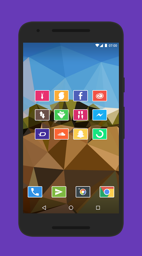 Lai - Icon Pack Screenshot 6